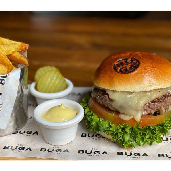 Take Away Buga Restobar - La Big-Buga