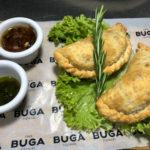 Empanadas de Carne - Buga Restobar Rivas