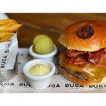 Take Away Buga Restobar - Cheese-Buga